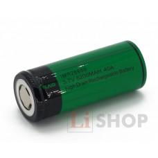 26650 CYLAID IMR26650 5200мАч 3,6В 50A промышленный Li-Ion аккумулятор высокой мощности