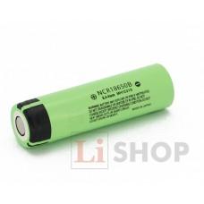 18650 PANASONIC NCR18650B 3400мАч 3,6В промышленный Li-Ion аккумулятор стандартной мощности