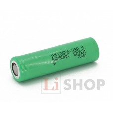 18650 SAMSUNG INR18650-25RM 2500мАч 3,6В 20A промышленный Li-Ion аккумулятор высокой мощности