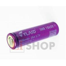 18650 CYLAID IMR18650 2200мАч 3,6В 40A промышленный Li-Ion аккумулятор высокой мощности