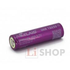 18650 CYLAID IMR18650 3000мАч 3,6В 40A промышленный Li-Ion аккумулятор высокой мощности