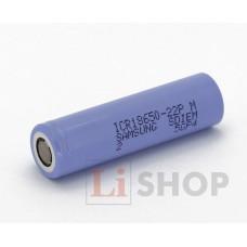 18650 SAMSUNG ICR18650-22P 2200мАч 3,6В промышленный Li-Ion аккумулятор стандартной мощности